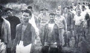 Bataan Death March 1942