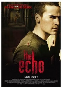 US Version of The Echo's Official Poster