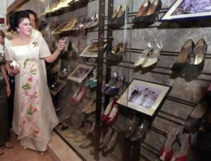 Imelda Marcos Shoe Collection