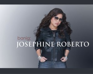 "Josephin ""Banig"" Roberto won Star Search, beating Christina Aguillera"